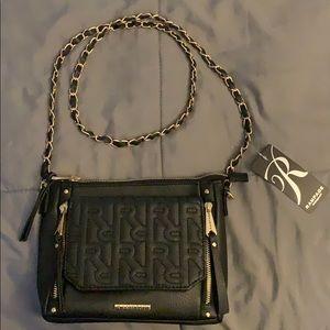 Rampage Small black cross body bag